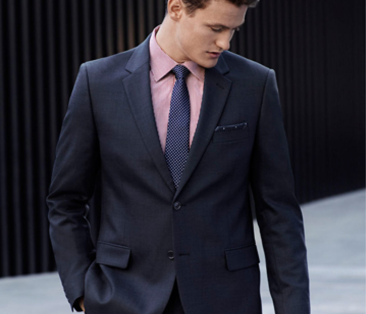 Finding The Perfect Suit - A guide to suiting up the right way